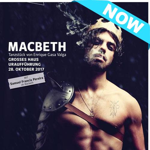 2017 – Macbeth !NOW!